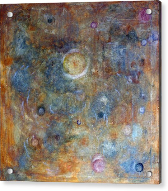 Outer Limits Acrylic Print