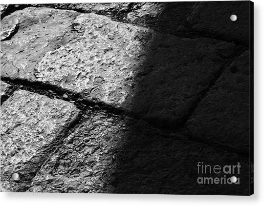 Pavement Acrylic Print