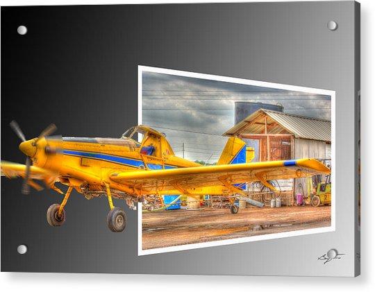 Ready To Fly Acrylic Print