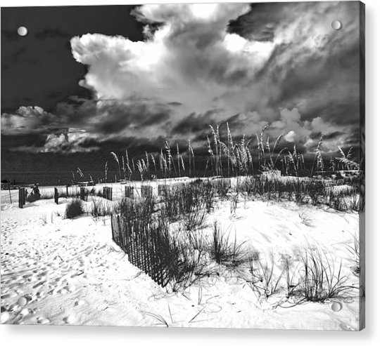 Summer Sky Acrylic Print