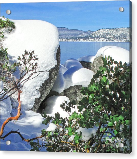 Tahoe Near And Far Acrylic Print