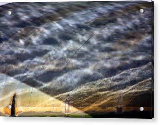 Thames Reflections Acrylic Print