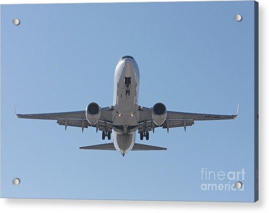 Aireuropa - Boeing 737-85p - Ec-jbl  Acrylic Print