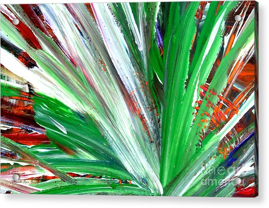 Abstract Explosion Series 92215 Acrylic Print
