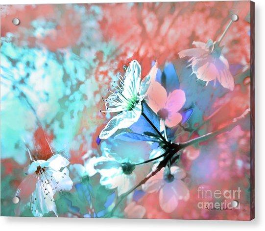Adios Primavera Acrylic Print