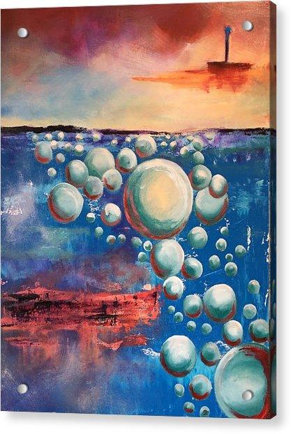 Air Acrylic Print