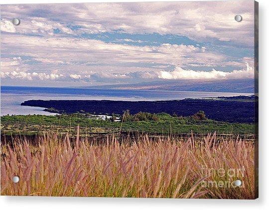 Big Island Landscape 1 Acrylic Print