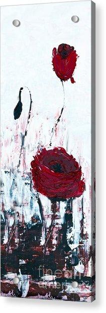 Impressionist Floral B8516 Acrylic Print