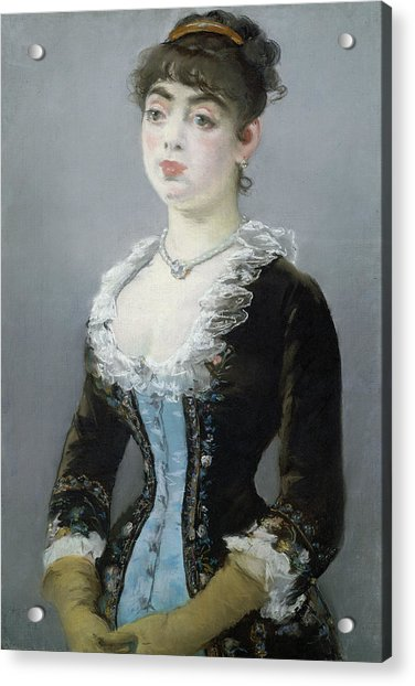 Madame Michel-levy Acrylic Print