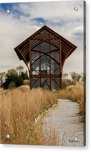 Omaha Holy Family Shrine 2 Acrylic Print