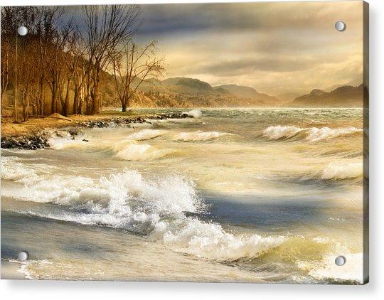 Perfect Storm Acrylic Print