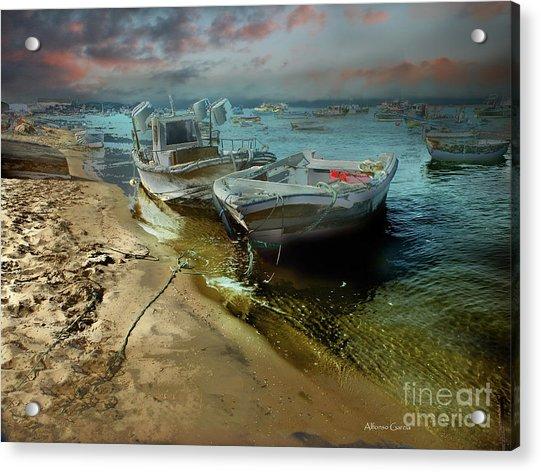 Punta Umbria Acrylic Print