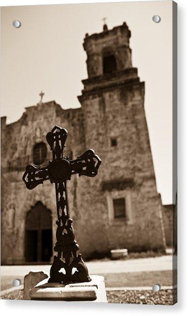 San Antonio Acrylic Print