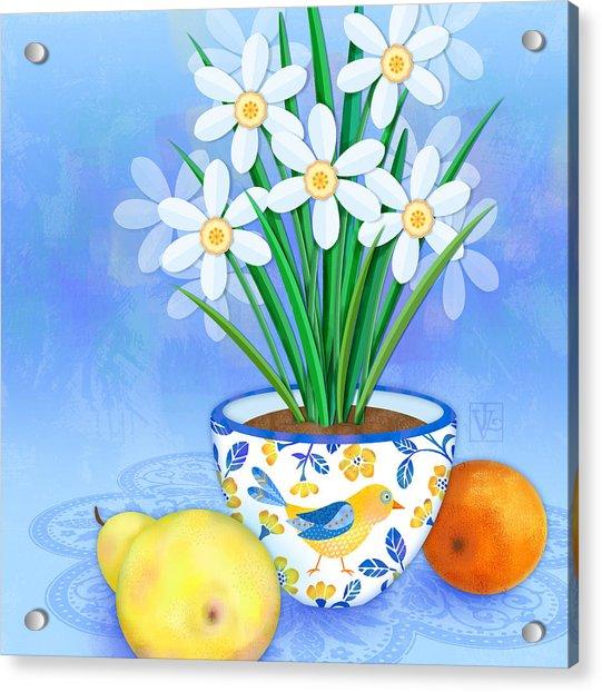 Spring's Promise Acrylic Print