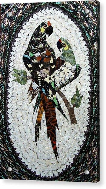 Butterfly Wings Acrylic Print by Ayhan Yilmaz
