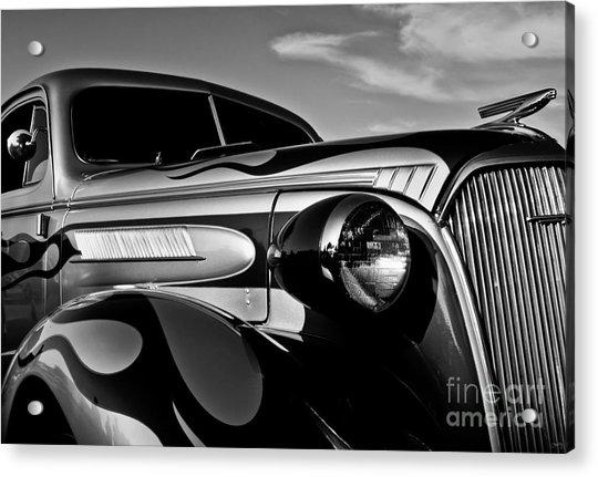 1937 Chevy Coupe Acrylic Print