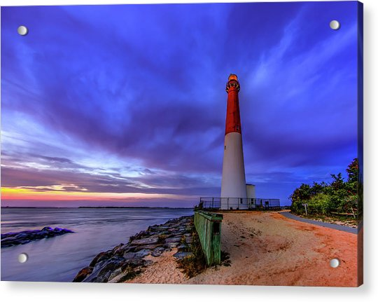 Barnegat Lighthouse Acrylic Print
