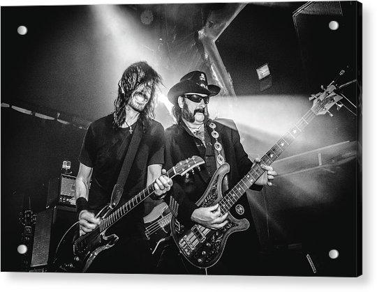 Uk Foo Fighters Live @ O2 Academy Islington Acrylic Print