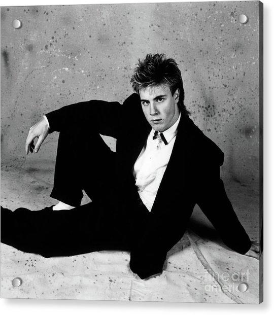 Gary Barlow - 30th Anniversary Photographs Acrylic Print