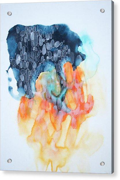 4 Winds - Khamsin Acrylic Print