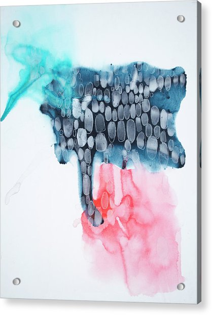 4 Winds - Monsoon Acrylic Print