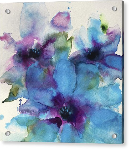 A Time To Bloom Acrylic Print