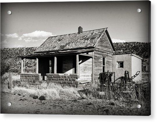 Abandoned In Cuervo Acrylic Print