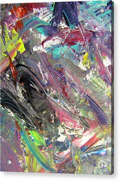 Abstract Jungle 9 Acrylic Print