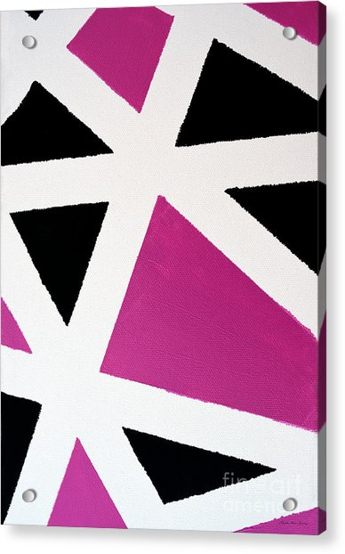 Abstract M1015bp Acrylic Print