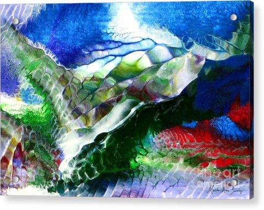 Abstract Series B Acrylic Print