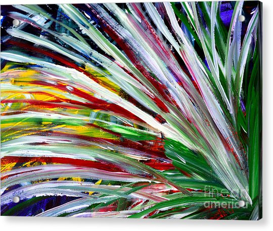 Abstract Series C1015cl Acrylic Print