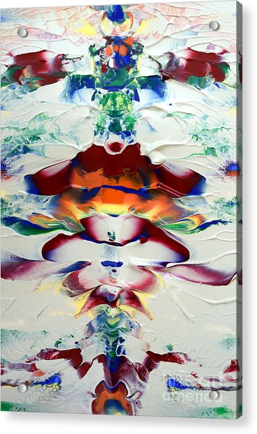 Abstract Series H1015a Acrylic Print