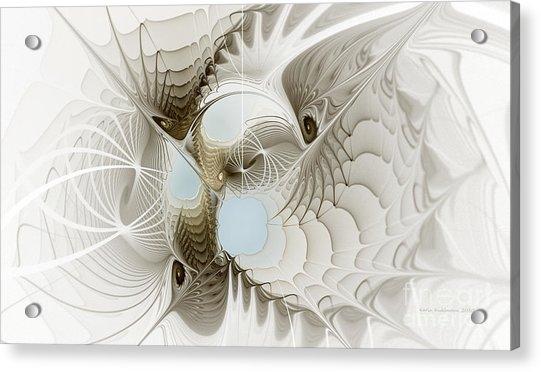 Airy Space2 Acrylic Print