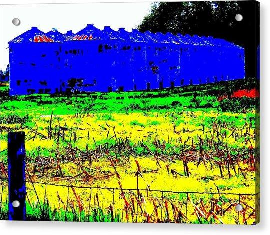 Andys Farm Acrylic Print