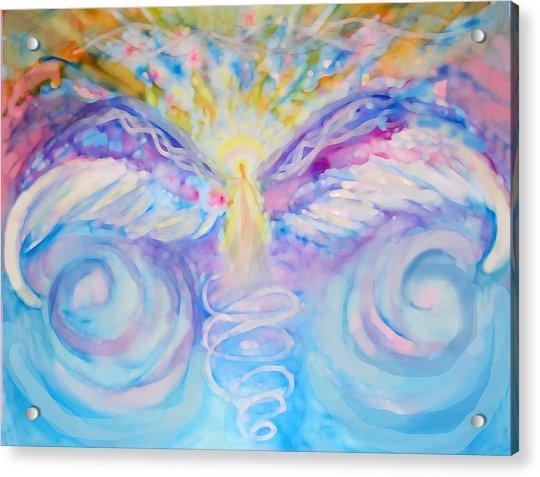 Angel Of Change Acrylic Print
