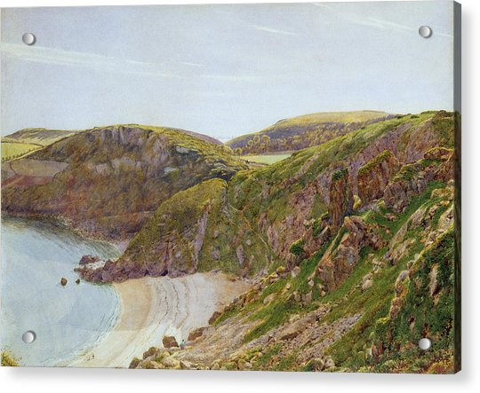 Anstey's Cove Acrylic Print