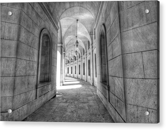 Arched Acrylic Print