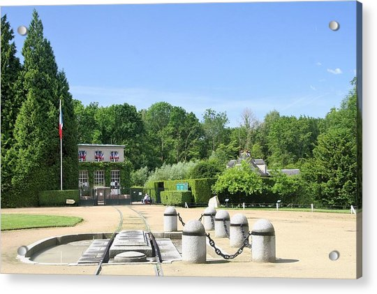 Photograph - Armistice Clearing In Compiegne by Travel Pics