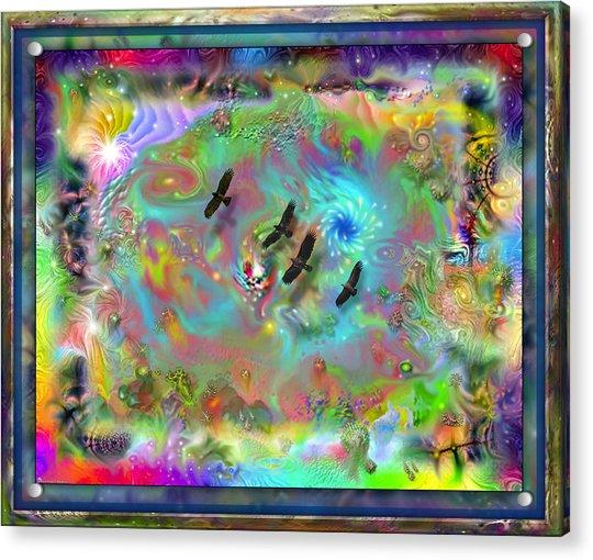 Astral Vision Acrylic Print