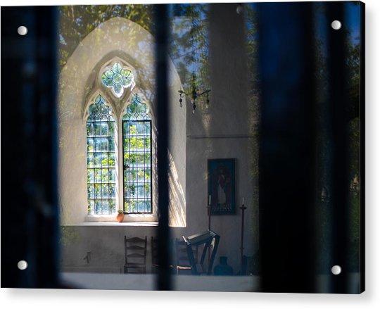 Augustinian Reflection Acrylic Print