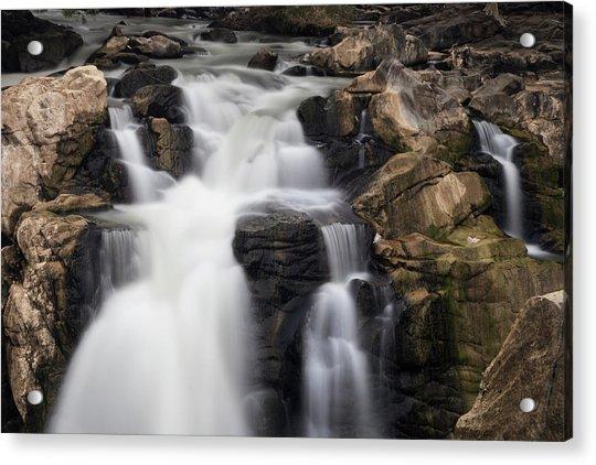 Beautiful Falls Acrylic Print