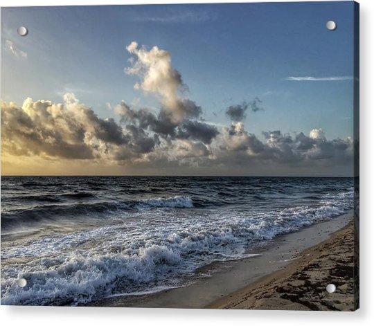 Beautiful Shore Acrylic Print