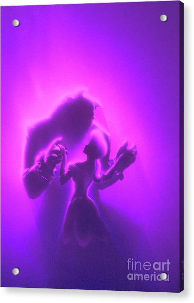 Beauty Beast Acrylic Print