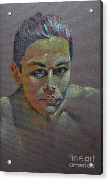 Benny Acrylic Print
