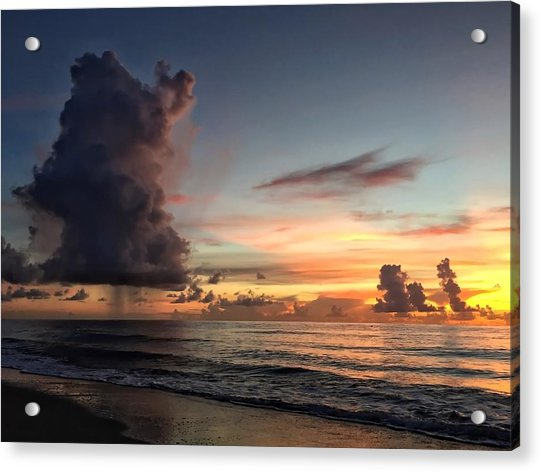 Big Cloud Acrylic Print