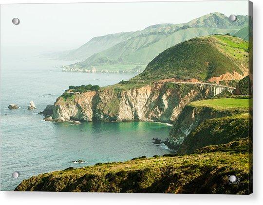 Big Sur-1 Acrylic Print