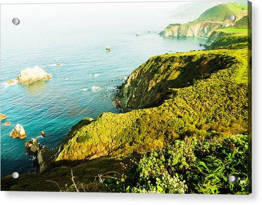 Big Sur-2 Acrylic Print