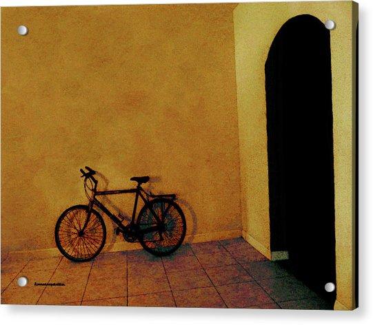 Bike Art Acrylic Print