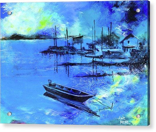 Blue Dream 2 Acrylic Print