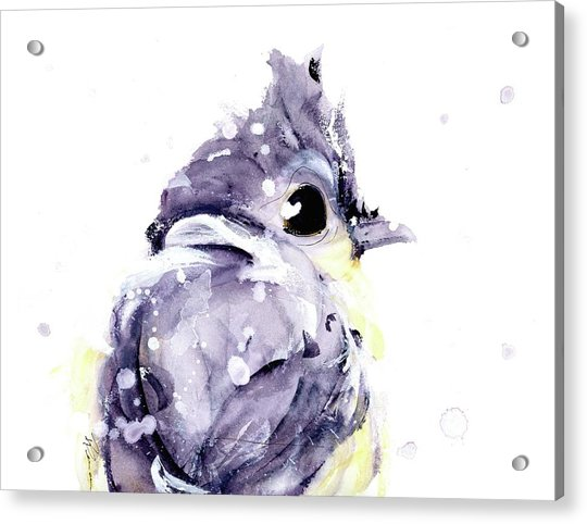 Blustery Acrylic Print
